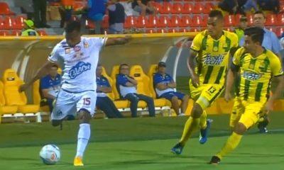 Bucaramanga perdió 0x2 ante Tolima