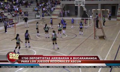 Bucaramanga preparada para regionales de ASCUN