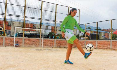 El fútbol femenino sigue abriendo espacios en Bucaramanga