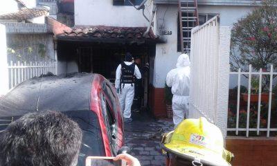 Incendio en barrio Los Rosales deja cinco muertos.