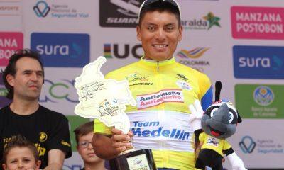 Jonathan Caicedo gana la 68a Vuelta a Colombia.