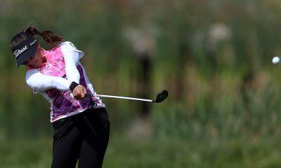 La santandereana María José Uribe avanza colíder del Canadian Pacific Women's Open