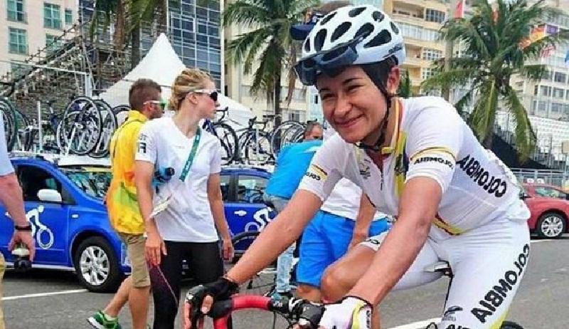 Ana Cristina Sanabria disputará su segundo mundial de ciclismo en Innsbruck, Austria
