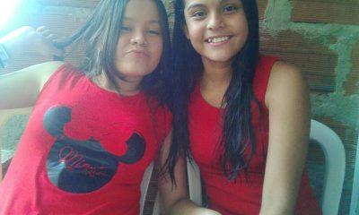 Giselle Jimena Flórez y Saidy Jurany Andrade desaparecieron en Floridablanca