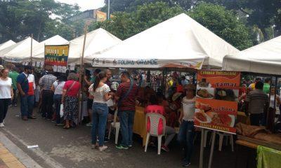 El Festival de Colonias cerró la Feria de Bucaramanga