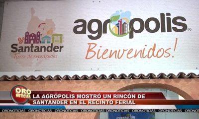 Agrópolis, un rincón de Santander en Cenfer