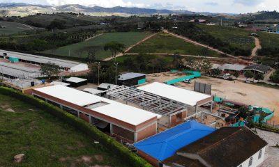Girón se convierte en modelo nacional de infraestructura educativa