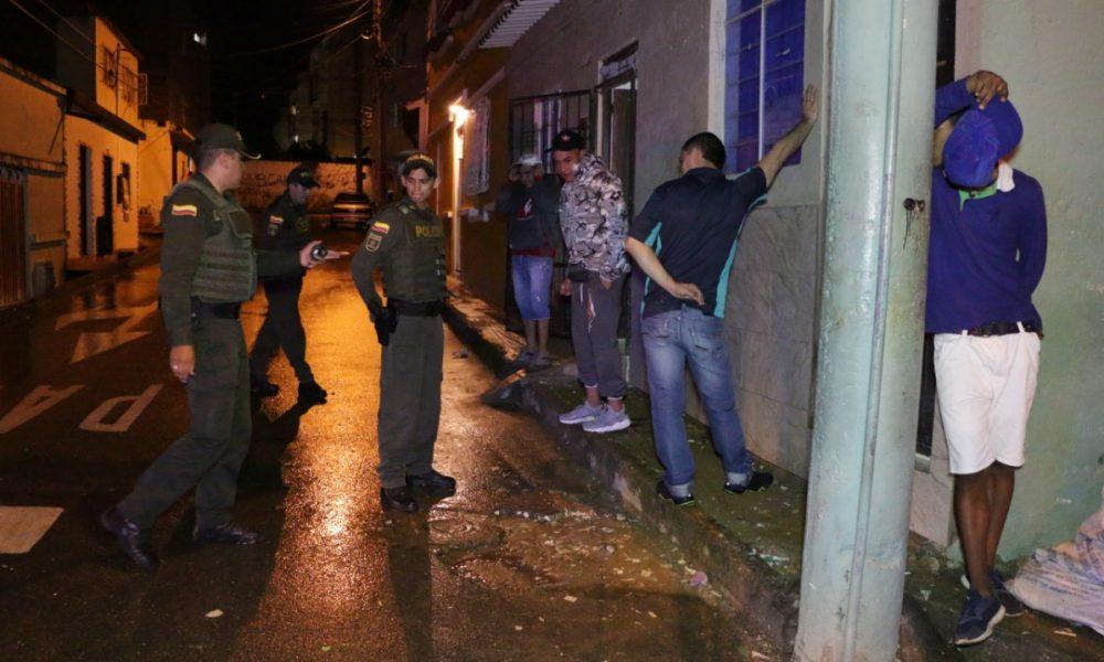 Incremento de operativos ha contribuido a bajar cifras delictivas en Floridablanca.