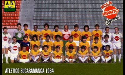 Jugadores se volvieron profesionales del fútbol en el Atlético Bucaramanga gracias a el profesor Cuca