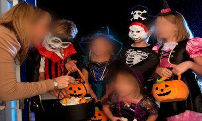 Tome nota para que celebre Halloween con seguridad para sus niños