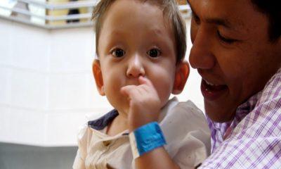 Milagroso caso de un niño que sobrevivió después de que su madre murió