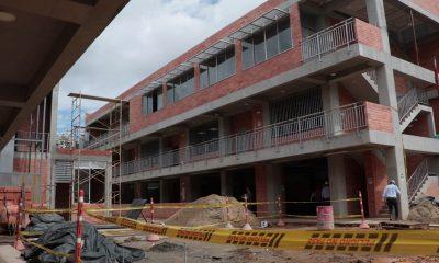 Se realizan obras en 16 instituciones educativas por parte de la Alcaldía de Bucaramanga