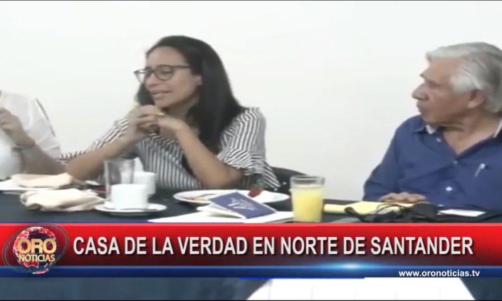 Abrirán varias sedes de la Casa de la Verdad en Norte de Santander
