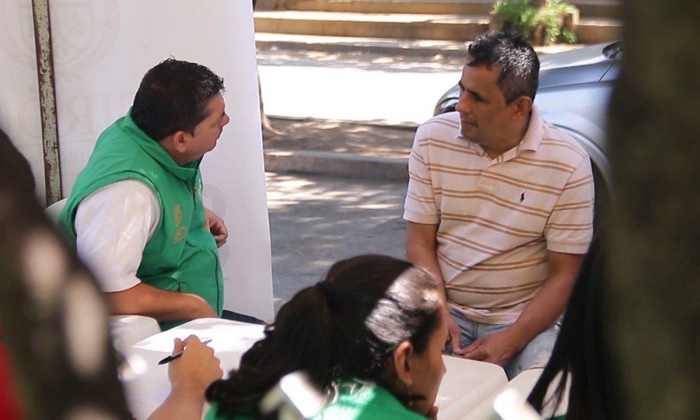 Administración de Girón implementa nuevo programa para reconocer y atender víctimas