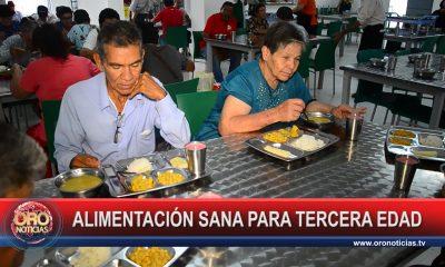 Alimentación sana y nutritiva para 700 abuelitos de Girón