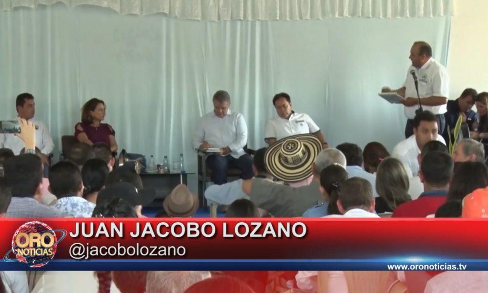 Presidente Duque encabeza taller Construyendo País en Cúcuta