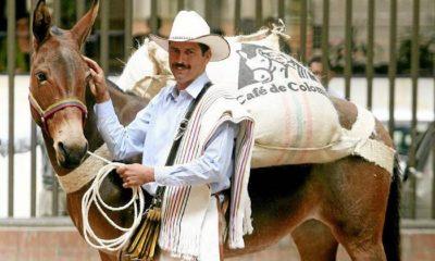 El icono del café colombiano visita a Floridablanca en la Feria del Dulce