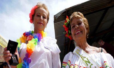 Se cumplió el reinado en el Festival de la Guayaba en San José de Motoso