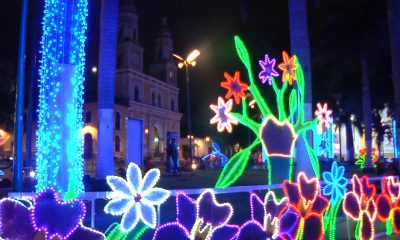 La ESSA premió a 10 municipios de Santander con iluminación navideña
