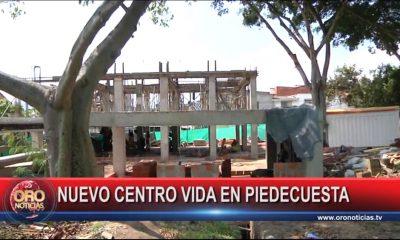Nuevo Centro Vida de Piedecuesta estará listo en marzo