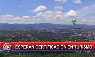 Floridablanca muy cerca de obtener la certificación en turismo sostenible