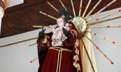 El viernes 28 de diciembre se celebrará la fiesta a San Benito de Palermo, en Girón