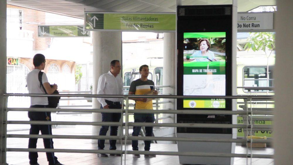 Bucaramanga tiene el primer tótem digital avanzado del país