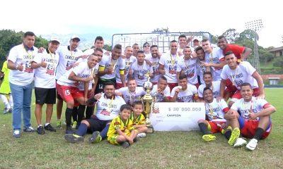 Restrepo & Restrepo - Móviles García, primer campeón en Floridablanca