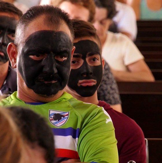 Girón celebró con devoción la fiesta de San Benito de Palermo