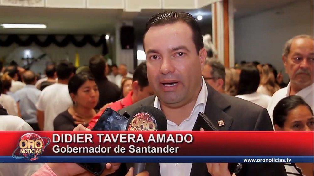 Gobernador Tavera acompañó a los familiares de las víctimas