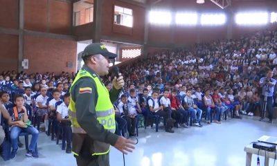La Policía de Santander puso en marcha el plan De Regreso a Clase