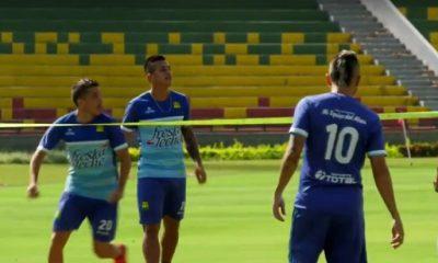 Si el técnico lo dispone, en Bucaramanga podría darse el estreno de Rafael Robayo, jugador que conoce muy bien a Millonarios y la plaza capitalina.