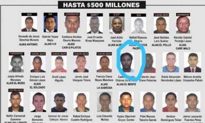 la Fiscalía anunció la primera captura del cartel de los más buscados por muertes de líderes sociales.