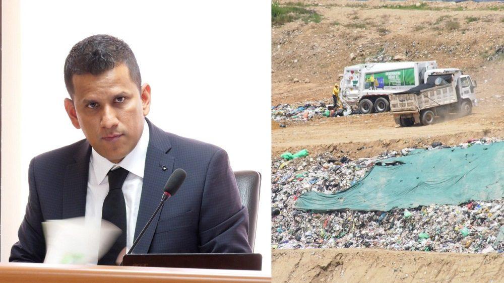 Los alcaldes metropolitanos y las autoridades, insistieron en la propuesta de solicitar un plazo de al menos un año para seguir disponiendo los residuos sólidos y estabilizar la cárcava.