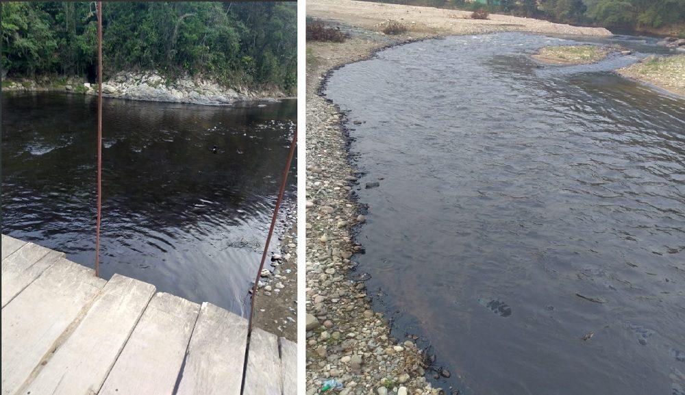 El pasado 12 de febrero, en zona rural del municipio de Teorema Norte de Santander, se presentó un nuevo atentado al oleoducto Caño Limón - Coveñas.
