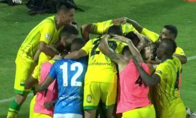 El clásico número 202 fue para el Atlético Bucaramanga, que con lo justo logró la victoria en el último minuto ante el Cúcuta