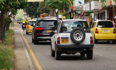 Henry Vargas, gerente de la empresa 'Henry Taxis', asegura que en el tema de la chatarrización la norma es bastante estricta con el transporte público