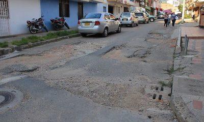 Fue aprobado por el Concejo de Bucaramanga, $18 millones de pesos para intervenir 92 mil metros cuadrados en el mantenimiento de huecos