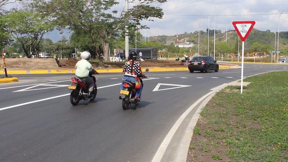 En Colombia los motociclistas son los que con mayor frecuencia resultan involucrados en accidentes de tránsito. Esta realidad no es ajena a Girón