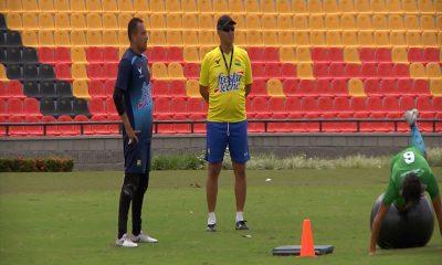 El técnico del Atlético Bucaramanga espera que el trabajo de la semana sirva para que el fin de semana se pueda volver a sumar a domicilio, esta vez, ante Pasto en Ipiales.