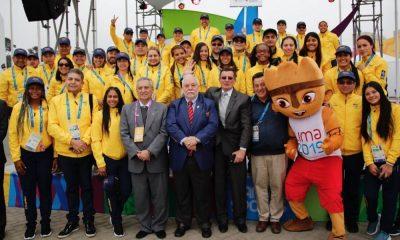 Colombia superó lo hecho en Toronto 2015 cuando se ganaron 27 metales dorados