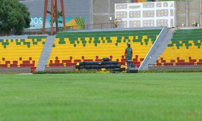 La próxima semana se espera la visita del grupo de observadores de la Federación Colombiana de Fútbol y la comisión de Conmebol para constatar cómo avanzan las obras dejados en el estadio departamental.