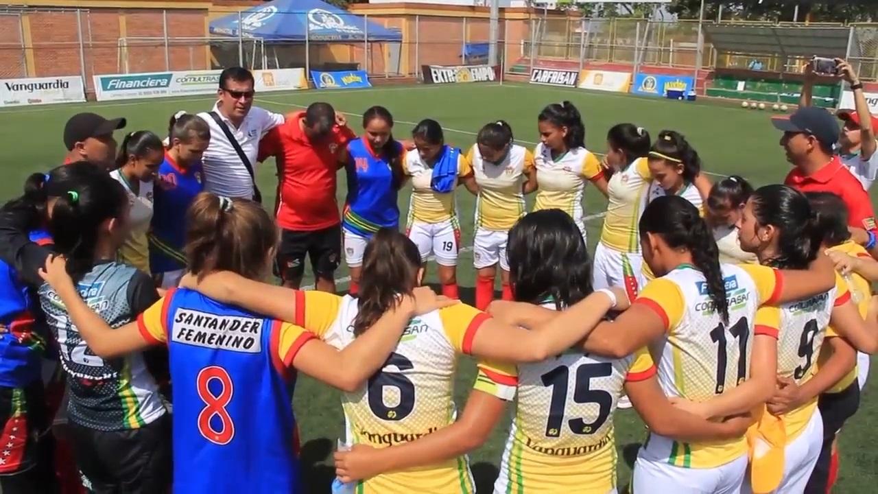 Santander clasificó con lujo de detalles a la final nacional de Torneo femenino de fútbol, luego de la serie zonal cumplida en Medellín.