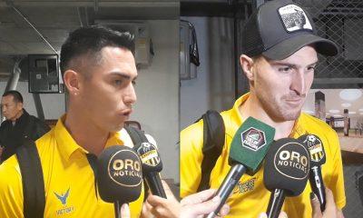 Notas positivas para los debutantes del Atlético Bucaramanga