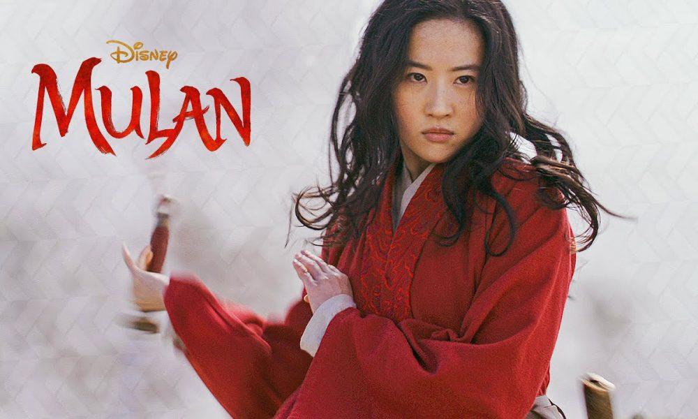 películas por mujeres Mulán 2020